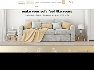Attractive and solid covers for IKEA sofas